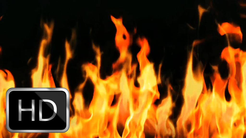 Fire Animation Background